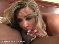 Slut Amanda blow loves getting her tight pussy filled with BBC creampie