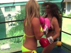 Chrissy vs Layla KOG