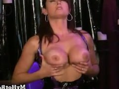 Christina Carter Solo Masturbation
