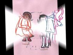 SHEZOW VS. WORDGIRL MEET BRIDGET: THE SECRET XXX-OVER FAN-ART [EXPLICIT]