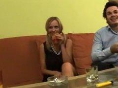 Drunken orgy with sweet Mandy Dee