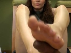 Footjob - Beautiful Feet_82