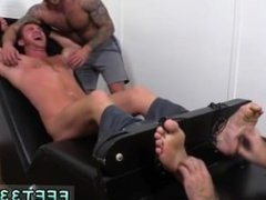 Gay small dick sex tgp Connor Maguire Jerked & Tickle d