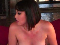 Perky-ass babe Brooke Lee Adams loves to suck