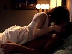 Olga Kurylenko - Sex Scene, Topless, Girl on Top - Magic City s01e02 (2012)