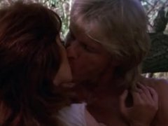 Tanya Roberts - Girls naked swimming in the lake, outdoor sex
