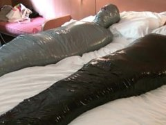 Wrapped in Duct Tape and Encased in Rubber