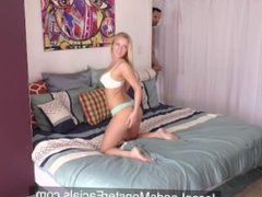 complete behind the scenes footage Bailey Brooke fucked