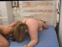 BBW Lesbian Amateurs