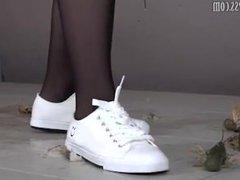 school shoe crush