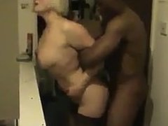 This is why White females love BBC doggy-style