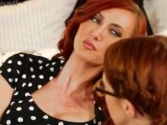 Busty Mommy Kendra James and her Step-daugther Penny Pax