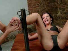 Dominika Foot Tickle Laure Lee