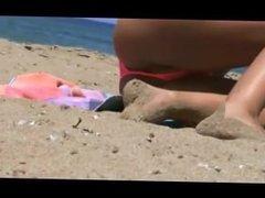 Public Beach Voyeur