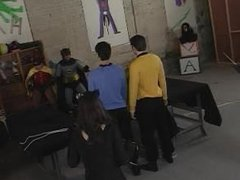 60's TV Show Fans STAR TREK & BATMAN Mashup (I Am Truely Impressed ) pt 1