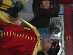 60's TV Show Fans STAR TREK & BATMAN Mashup (I Am Truely Impressed ) pt 2