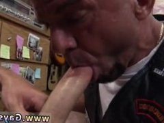 Straight dude after cumming eating his cum and free download porn