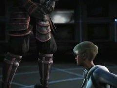 Mortal Kombat X destroy Testicles X-Ray !!!