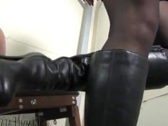 boot and foot worship