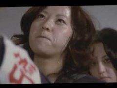 Pissing scene from Terrifying Girls' High School 2