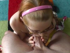Penny Pax Loves Sucking A Fat Cock After School!