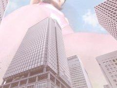 Mega Giantess 15 (Extra)