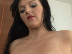 Devon Breeze is all alone at home and so horny Clip B
