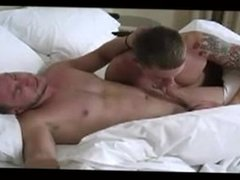 German master breeds his bitch deep throat