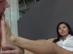 Angelina Chung Flat Feet