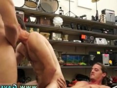 Blowjob gay sexy live online first time Fitness trainer gets anal banged
