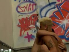 Gay sexy teen boy athletes A Cock Spy Gets Fucked!