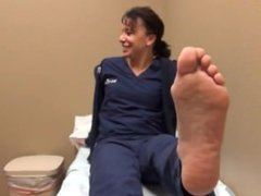 Tricia's Ticklish Size 7.5's