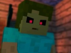 Minecraft Zombie Fuck