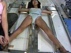 Tickle Tied Japanese Teenager