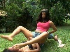 slap and kick brazil
