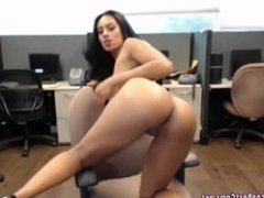 Indian Secretary At Work Masturbates Her Desi Creamy Pussy In Public Office
