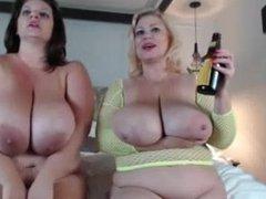 Samantha 38g And Maria Tits
