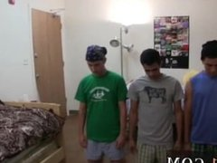 Small dick smooth gay twinks So the fraternity brothers decided to play a