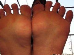 Asian Feet POV
