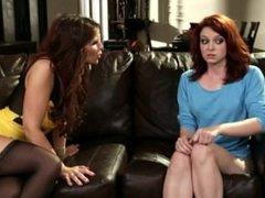Lesbians Syren De Mer And Emma Evins