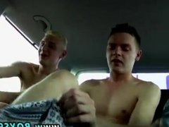 Short nylon gay porn twinks The folks tag team him in the back seat,