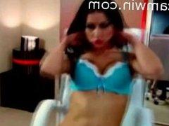 Brunette girls webcam show
