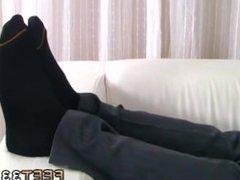 Legs fetish guys and interracial feet tgp gay snapchat Spying On Ravi's