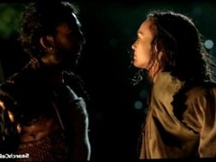 Laura Haddock - Da Vincis Demons-s02e02 (2014)