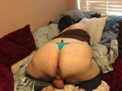 Tiana Masturbates and tastes her own cum