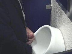 cruising in toilet