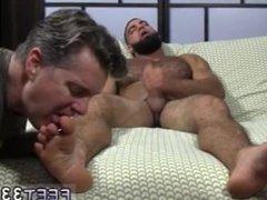 Gay porn cum foreskin men Ricky Larkin Shoots His Load As I Worship His