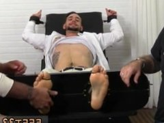 Thick legs gay KC Gets Tied Up & Revenge Tickled