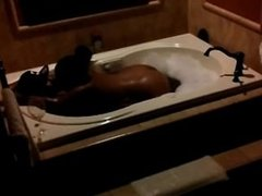 Hot tub sexing.. I loving slow dick rides.. Great sex