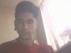 Chileno de 18 caliente en webcam
